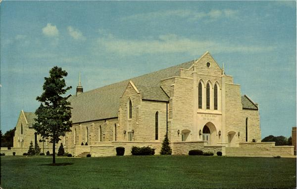 Pioneer Memorial Church, Andrews University Berrien Springs Michigan