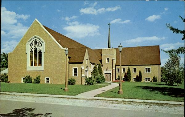 Augustana Lutheran Church, Kelly And Hickey Streets Hobart Indiana