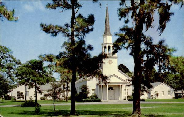 Presbyterian Church St Simons Island Ga