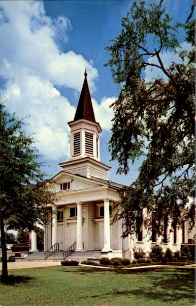 Perry Methodist Church Georgia