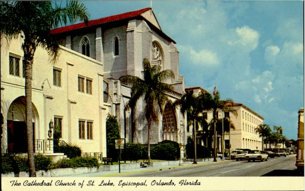 The Cathedral Church Of St. Luke Episcopal Orlando Florida
