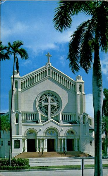 Trinity Cathedral Miami Florida
