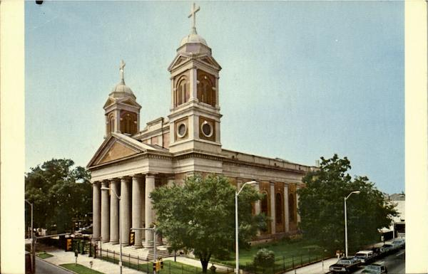 Cathedral Of The Immaculate Conception, Claiborne at Dauphin Street Mobile Alabama