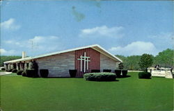 Church Of The Nazarene, E. On HWY 14
