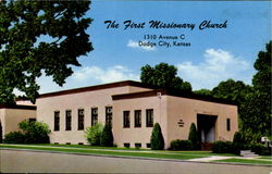 The First Missionary Church, 1310 Avenue C