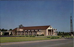 First Baptist Church, 505 Community Drive
