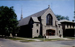 St. Bernard Catholic Church, Sinclair And Cass Sts Postcard