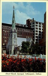 Christ Church Episcopal Postcard