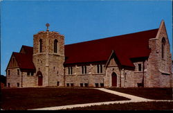 Westminster Presbyterian Church Postcard