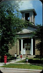 The First Congregational Church Of Rockton