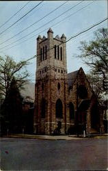 St. Peter's Episcopal Church, Fourth Ave. at East First Street