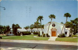 Ormond Beach Methodist Church, 336 S. Halifax Drive
