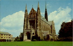 St. Mary's Roman Catholic Church Postcard