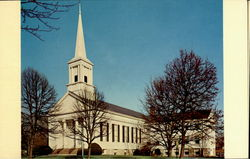 First Baptist Church, 90 North Main Street