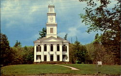 The First Church Of Christ Congregational
