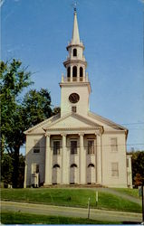 Church Of Christ Congregational
