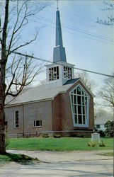Methodist Church Of New Canaan