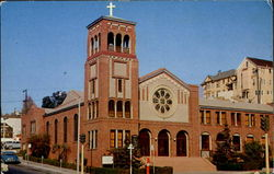 The First Methodist Church, Sonoma And Virginia Streets