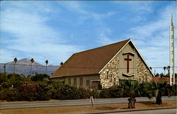 Temple Baptist Church, Cypress and Redlands Blvd.