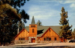 Community Church Big Bear Lake