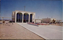 St. Barnabas On The Desert, 6715 N. Mockingbird Lane Postcard