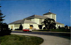 Naval Air Station Chapel