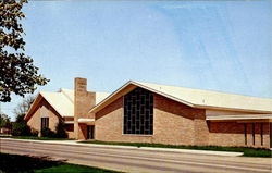 Church Of Christ Building, 722 South Thornton