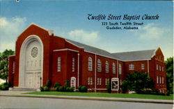 Twelfth Street Baptist Church, 323 South Twelfth Street