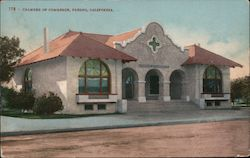Chamber of Commerce Postcard