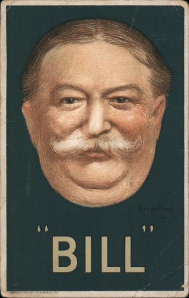 Bill William Howard Taft Presidents