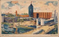Hall of Science Postcard
