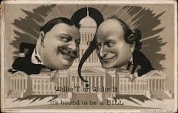 1908: Willie T or WIllie B - It's bound to be a Bill Postcard