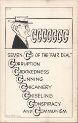 "Seven C's of the ""Fair Deal"""