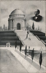 McKinley National Memorial - Canton, Ohio Postcard
