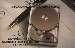 11th Year Head/Media Technology Review Postcard
