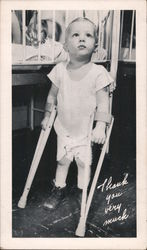 Elizabeth Kenny Foundation Postcard