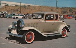 1932 Buick Coupe 1970 Postcard