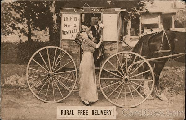 Rural Free Delivery Romance & Love