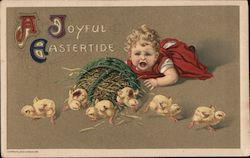 A Joyful Eastertide Postcard