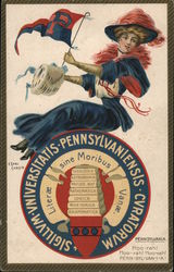 University of Pennsylvania Postcard