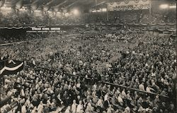 Rare: Republican National Convention, International Amphitheater 1952