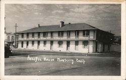 Pacific House Postcard