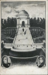 McKinley National Memorial Postcard
