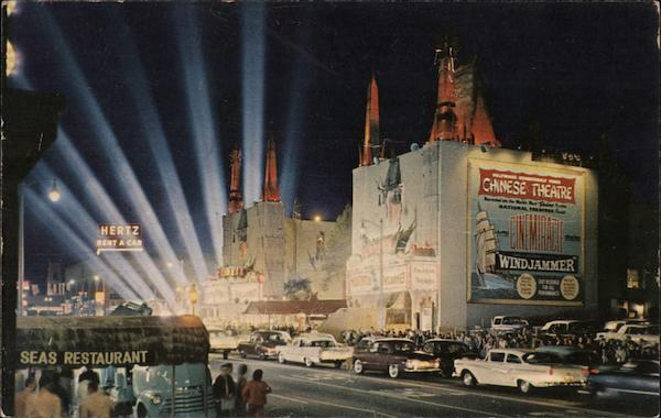 A World Premiere - Grauman's Chinese Theatre Hollywood California