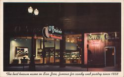 O'Brien's of San Jose Postcard