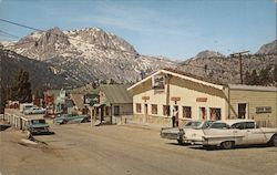 The Village of June Lake Postcard
