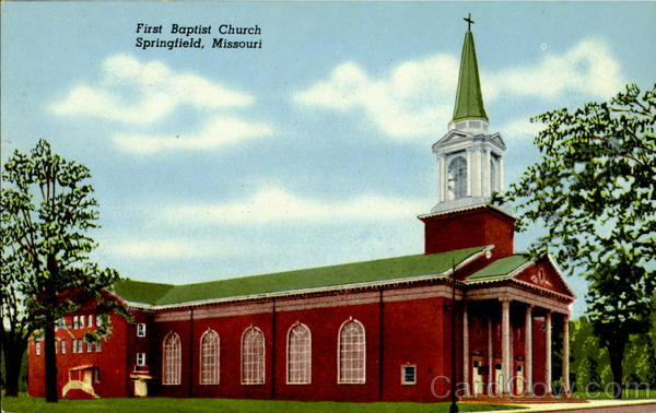 First Baptist Church Springfield Missouri
