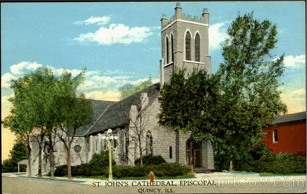 St. John's Cathedral,Epispocal Quincy Illinois