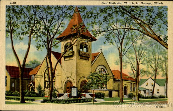 First Methodist Church La Grange Illinois