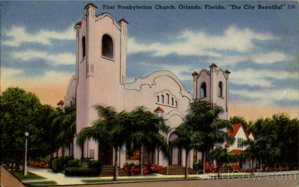First Presbyterian Church Orlando Florida